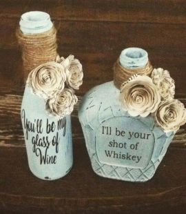 80 Ways to Reuse Your Glass Bottle Ideas 36