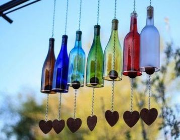 80 Ways to Reuse Your Glass Bottle Ideas 45