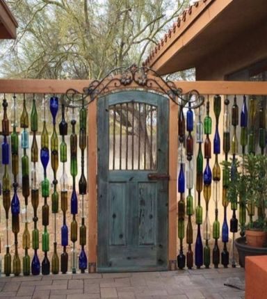 80 Ways to Reuse Your Glass Bottle Ideas 51