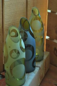 80 Ways to Reuse Your Glass Bottle Ideas 68