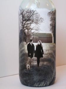 80 Ways to Reuse Your Glass Bottle Ideas 70