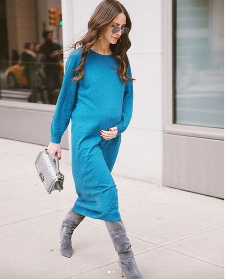 40 How to Look Stylish for Pregnant Women Ideas 21