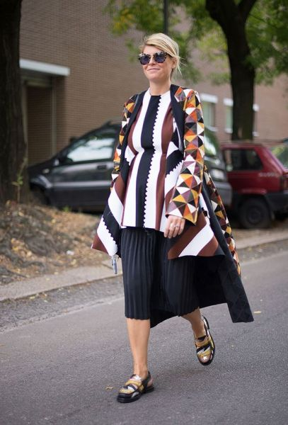 40 How to Look Stylish for Pregnant Women Ideas 3