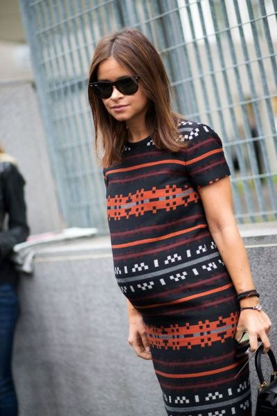 40 How to Look Stylish for Pregnant Women Ideas 7