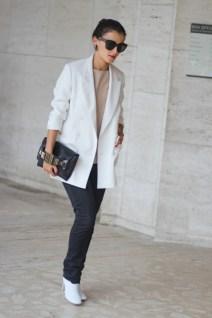 40 Ways to Wear Oversized Blazer for Women Ideas 10