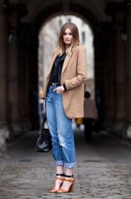 40 Ways to Wear Oversized Blazer for Women Ideas 18