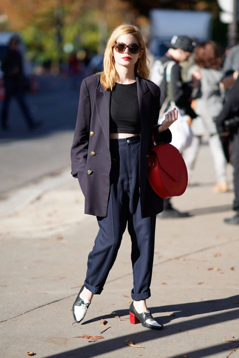 40 Ways to Wear Oversized Blazer for Women Ideas 20