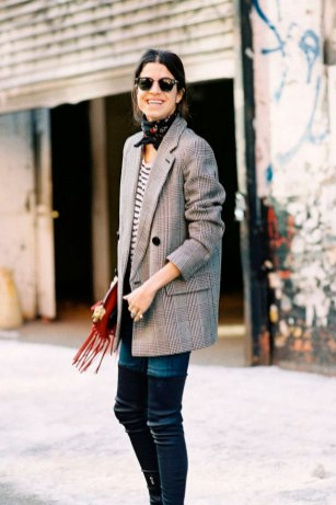 40 Ways to Wear Oversized Blazer for Women Ideas 23
