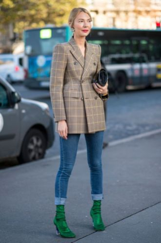 40 Ways to Wear Oversized Blazer for Women Ideas 25