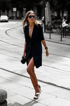 40 Ways to Wear Oversized Blazer for Women Ideas 3