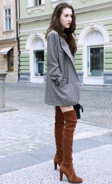 40 Ways to Wear Oversized Blazer for Women Ideas 30
