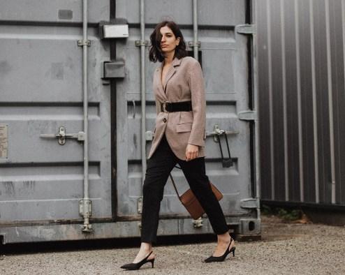 40 Ways to Wear Oversized Blazer for Women Ideas 32