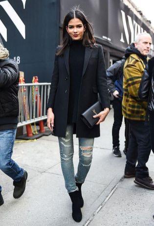40 Ways to Wear Oversized Blazer for Women Ideas 36