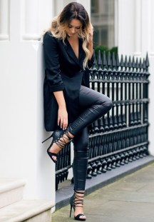40 Ways to Wear Oversized Blazer for Women Ideas 6