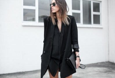 40 Ways to Wear Oversized Blazer for Women Ideas 9