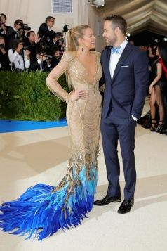 50 Adorable Met Gala Celebrities Fashion 1