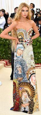 50 Adorable Met Gala Celebrities Fashion 12