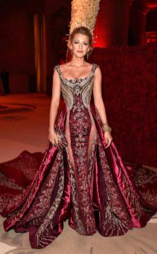 50 Adorable Met Gala Celebrities Fashion 15