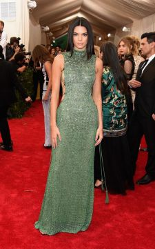50 Adorable Met Gala Celebrities Fashion 16