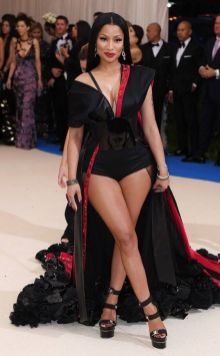 50 Adorable Met Gala Celebrities Fashion 28