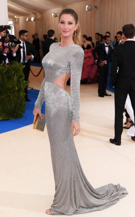 50 Adorable Met Gala Celebrities Fashion 8
