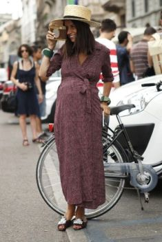 50 Comfy and Stylish Maternity Outfits Street Style Looks 22