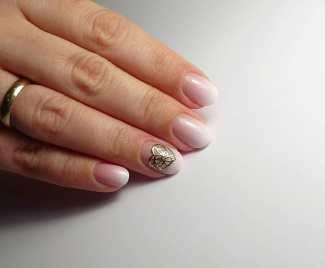50 Glam Gold Girly Nail Art Looks Ideas 33