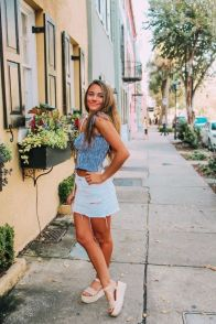 50 Ways to Wear Wedges for Spring and Summer Ideas 25