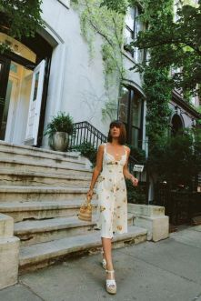 50 Ways to Wear Wedges for Spring and Summer Ideas 36