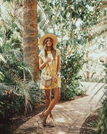 50 Ways to Wear Wedges for Spring and Summer Ideas 40