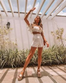 50 Ways to Wear Wedges for Spring and Summer Ideas 42