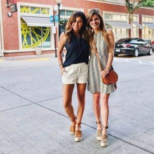 50 Ways to Wear Wedges for Spring and Summer Ideas 47