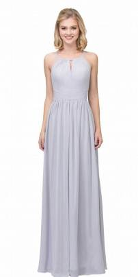 30 Inspiration for a sleeveless long dress outfit to appear feminine and trendy 10