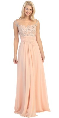 30 Inspiration for a sleeveless long dress outfit to appear feminine and trendy 21