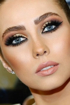 35 Inspirations Makeup Wedding For Blue Eyes 04