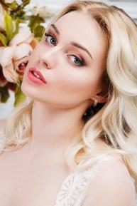 35 Inspirations Makeup Wedding For Blue Eyes 11