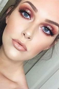 35 Inspirations Makeup Wedding For Blue Eyes 29