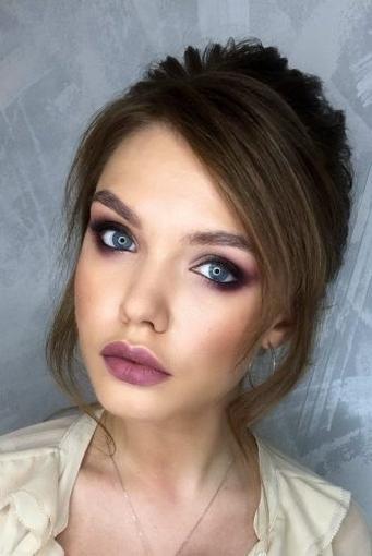 35 Inspirations Makeup Wedding For Blue Eyes 34