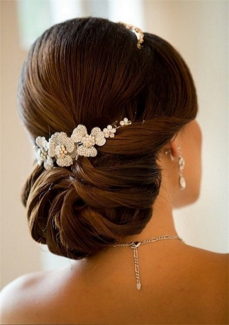 40 How Elegant Wedding Hair Accessories Ideas 06