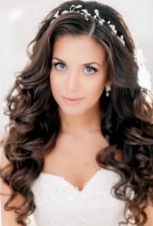 40 How Elegant Wedding Hair Accessories Ideas 31