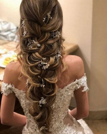 40 How Elegant Wedding Hair Accessories Ideas 39