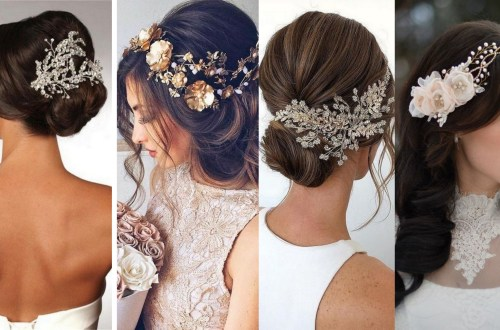 40 How Elegant Wedding Hair Accessories Ideas 42