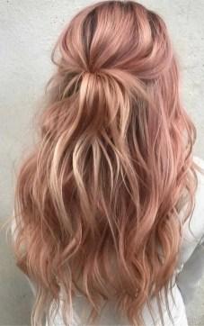 50 Best Peek A Boo Hair Color Ideas 12