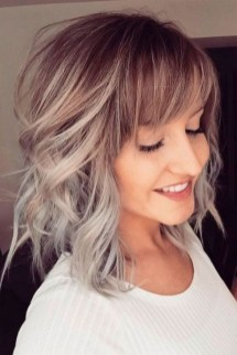 50 Best Peek A Boo Hair Color Ideas 16