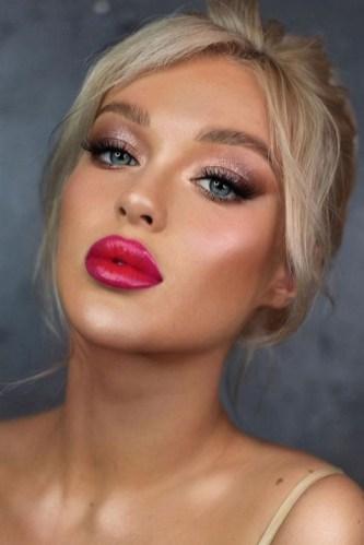 50 Best Wedding Makeup 2021 Trends 06