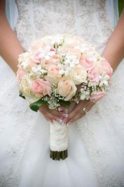 Best Romantic Peony Wedding Bouquet Inspiration 03