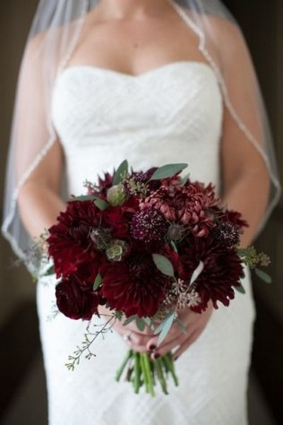 Best Romantic Peony Wedding Bouquet Inspiration 06