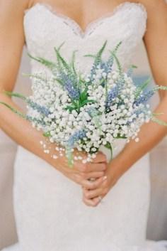 Best Romantic Peony Wedding Bouquet Inspiration 15