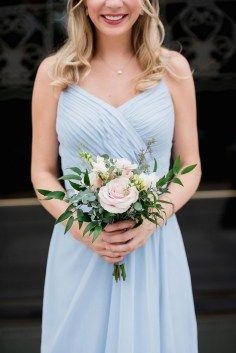 Best Romantic Peony Wedding Bouquet Inspiration 17