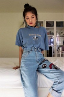 Aesthetic Outfits Ideas for Women stylish 09
